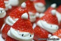 Idées pour les Fêtes / Toutes nos bonnes idées de recettes et de décorations pour Noël, Halloween et toutes les autres fêtes.