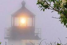 Salt and Light / Lighthouses