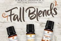 Seasonal Blends / These limited run blends evoke the scents and energies of their respective seasons!