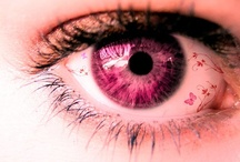 Color: Eye See Pink / by Angie Rowe