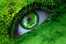 Color: Eye See Green / by Angie Rowe