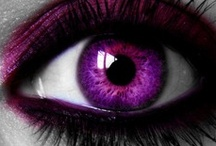 Color: Eye See Purple / by Angie Rowe