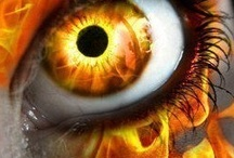 Color: Eye See Orange / by Angie Rowe