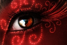 Color: Eye See Red / by Angie Rowe