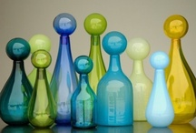 Decor: Glass Bottle  / by Angie Rowe