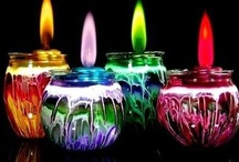 Decor: Light Up My Life / Candles / by Angie Rowe