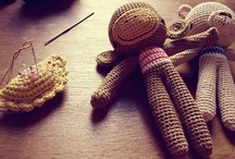 Amigurumi & other crocheted things