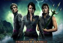 The Hungergames, Catching Fire, Mockingjay. / A total mix of THG, CF and MJ!