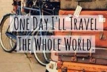 ONE DAY♡ / Beautiful & awsome places my boyfriend and I would love to travel to in the future