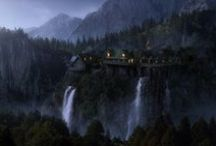 Hobbit/Lord of the Rings / by Tara Kittinger