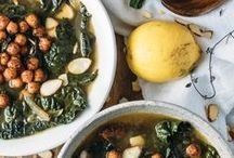 Cold Weather Soups & Stews / Toasty warm soups & stews for the cold weather months.