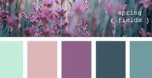 Color Schemes / Find the perfect color combo for your wedding