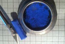 P T/Coloration / Billes polymères