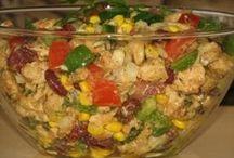 Šaláty - Salads