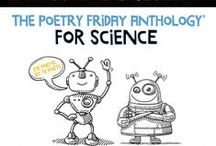 Poetry for Science, STEM & STEAM / Explore science through poems for children (K-5)