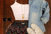 Outfits / Dressing for different occasions!!