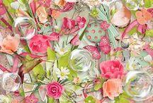 Sherbet Inspiration / Sherbet Inspiration by Vero - The French Touch - $1 per pack from 05/22 till 05/25 - @ http://bit.ly/PBP_Vero