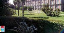 Il Parco più Bello / Il Parco Nazionale di Capodimonte a Napoli: qui passeggiava il re Carlo di Borbone.