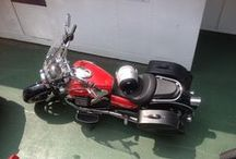 My Bike / My Moto Guzzi Stelvio and my new Moto Guzzi Eldorado