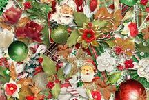 Joyeux Noel / Joyeux Noel by Vero - The French Touch - The Hatchery Collection - $1 per pack till 12/10 @  http://bit.ly/Vero_TDC