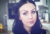 Giordangold meikki by oriflame / meikkejä oriflame tuotteilla joita edustan ja myyntipäälikkönä toimin omassa puussani johon voi liityä halutessaan minun kauttani.