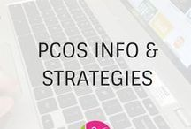 PCOS Information and Strategies / So, you have PCOS? You're in the right place! With information and tips on how to manage your PCOS and it's symptoms naturally using a good PCOS Diet and supplements, this board has exactly what you need. PCOS diet, polycystic ovarian syndrome, pcos, cysters, hirsutism, ovarian cysts