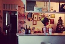 Vintage retro rustic home / Vintage retro home