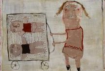 Art Brut/Outsider Art/Folk