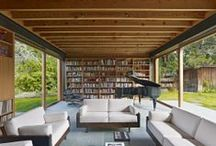 Bookcases and Shelving / by Gifted Seven