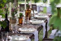terített asztal / as I like it...
