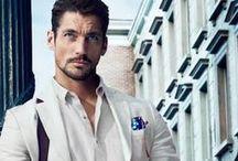 My Favorites men's Fashion!!! / by Merari Cruz-Loubriel