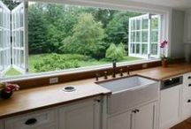 Kitchen and Mudroom