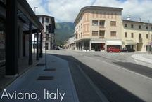 Aviano AB / Getting to know the Aviano area and our experiences at the base.