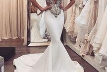 F A S H I O N • W E D D I N G / Ślubne sukienki