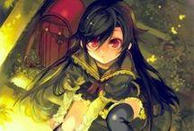 Anime Girls & Boys / Wird noch vervollständigt!