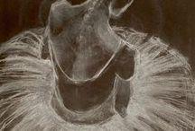 Kreslenie - balet