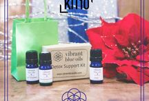 Holiday Gift Giving / essential oils