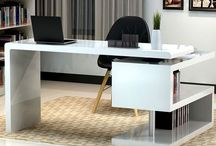 Contemporary Office Desks for Home / Knowledge of the modern office furniture market, quality production controlled step by step by qualified product managers: these are the strategic choices which allow us to offer personalized solutions for the customer.