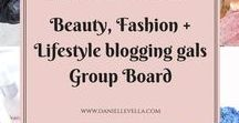Beauty, Fashion + Lifestyle Blogging Gals Group Board / Group board for Beauty, Lifestyle and Fashion Bloggers Share your blog content, beauty tips, fashion trends, OOTD, Coffee, Interiors, Travel destinations, Brunch  *NO PINS about blog tips, marketing, social media, cleaning, parenthood, dating, pets * To share the love please repin for every pin you pin. I love Shopstyle Collective please feel free to pin your affiliate pins To collaborate follow me @daniellevella_ and email danivella7@gmail.com with a link to your pinterest or blog