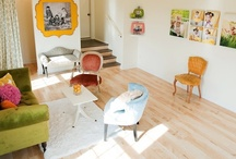 Shoot Spaces / Neato studio spaces! / by Chelsie Renae Photography