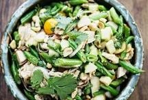 ruokaa / Good feel vegan food inspiration  / by Tikamo