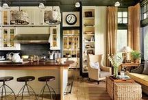 kitchens / by Cathy Lakebrink