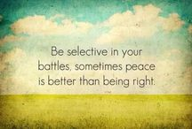 Words of Wisdom / by Ruth Rutt