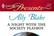 """""""A Night With The Society Playboy"""" A Novel"""