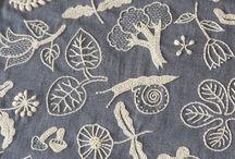 Embroidery / by Jo Rudd