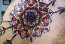 Tattoos / by Bradley Hansen