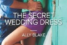 """The Secret Wedding Dress"" / Harlequin KISS April 2013"