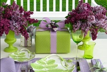 Tablescapes / by Judy Borchelt