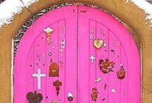 WINDOWS N DOORS / by Jane Mann