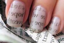 Nails nails nails! / by Amy Hurd